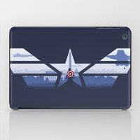 The Captain (Stars And S… iPad Case