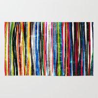 fancy stripes 1 Rug