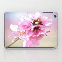 Apple Blossom iPad Case