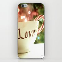 All the Things I Love iPhone & iPod Skin