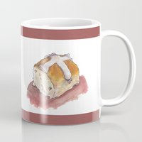 Hot Crossed Bun Mug