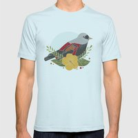 Ula-'ai-hawane Mens Fitted Tee Light Blue SMALL