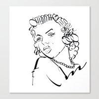 mm Canvas Print
