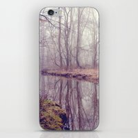 iPhone & iPod Skin featuring when time stood still by Mary Carroll