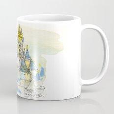 Cinderella's Castle Magic Kingdom  Mug