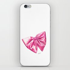 Tied With A Bow iPhone & iPod Skin