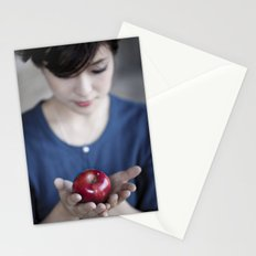 Apple, My Sweet? (Snow White) Stationery Cards