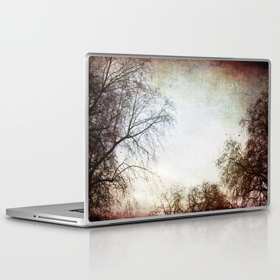 Look Up Laptop & iPad Skin