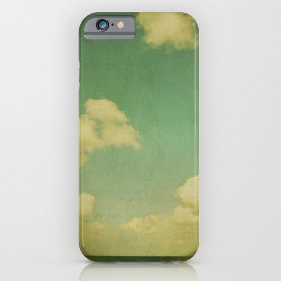 sky beach dyke iPhone & iPod Case