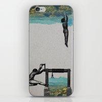 Territoire2 iPhone & iPod Skin