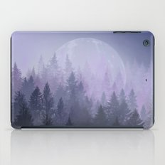 fantasy forest 2 iPad Case