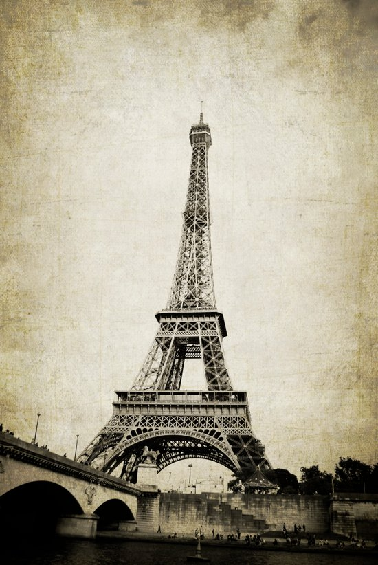Old Paris Art Print