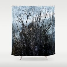Winter thing Shower Curtain