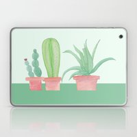 3 Succulents Laptop & iPad Skin
