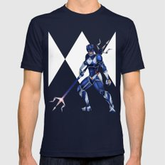 Blue Ranger Mens Fitted Tee Navy SMALL