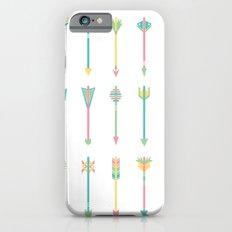 Pastel Arrows iPhone 6 Slim Case