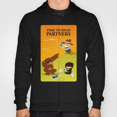 Time to read partners Hoody