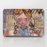 Let Your Love Shine iPad Case