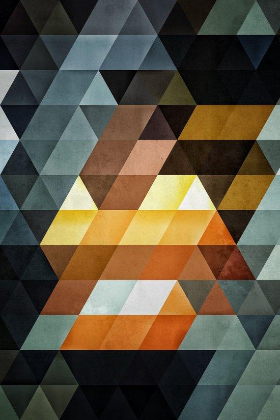 gyld^pyrymyd Art Print