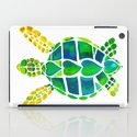 Turtle Love iPad Case