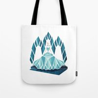 Waiting ( The Snow Queen… Tote Bag