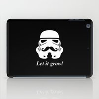 Bearded Trooper iPad Case