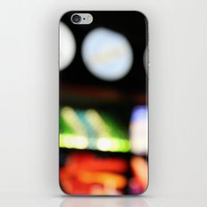 Night Out iPhone & iPod Skin