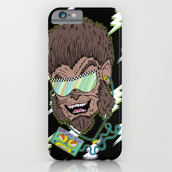 Hungry Like the Werewolf iPhone & iPod Case