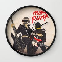 Mad Punk / A Tribute To … Wall Clock