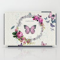 Papillons iPad Case