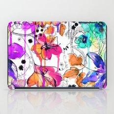 Lost in Botanica iPad Case