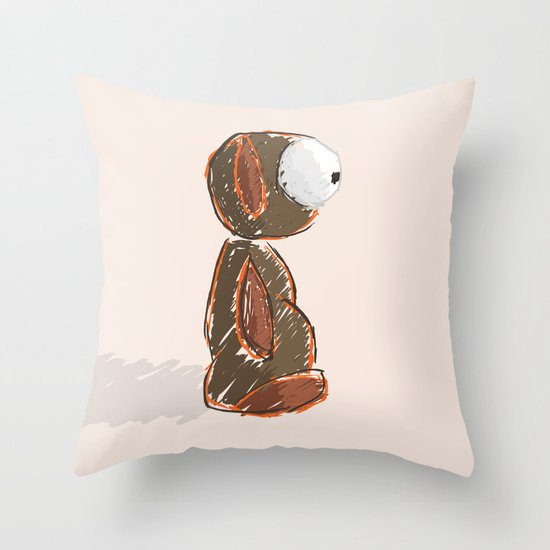 Skyo Throw Pillow