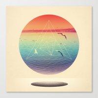 Lapse In Perception Canvas Print