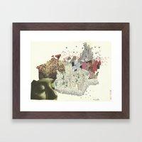 The City of Miesle Framed Art Print