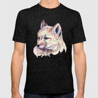 Baby Fox Mens Fitted Tee Tri-Black SMALL