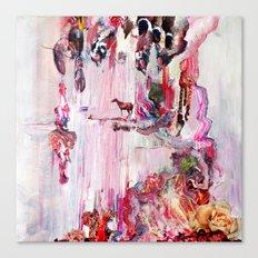 Visceral Vanitas Canvas Print