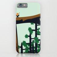 iPhone & iPod Case featuring Visit Endor! by Blake Smisko