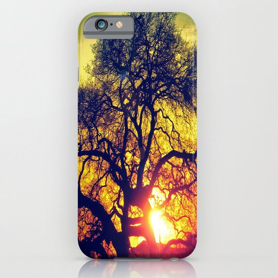 Through the trees iPhone & iPod Case
