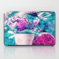SUMMER ROSES iPad Case
