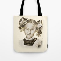 Childhood Pets Tote Bag