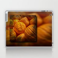 Halloween Pumpkins Laptop & iPad Skin