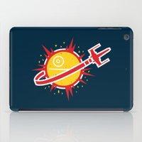Great Shot, Kid! iPad Case