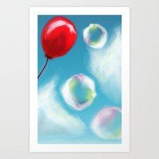 Dreams II Art Print