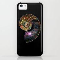 Fossilized Nautilus Shel… iPhone 5c Slim Case