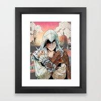 Assassin's Creed II Ezio… Framed Art Print