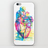 Andreae Vesalii Montage iPhone & iPod Skin