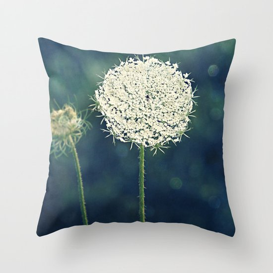 The Blueridge is Calling Me Throw Pillow