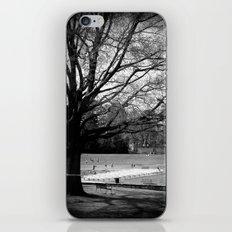 Freedom Park #3 iPhone & iPod Skin