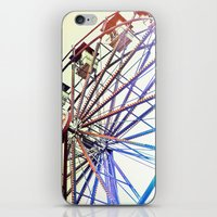 Modern Spin On Neolithic… iPhone & iPod Skin