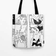 Make Out Tote Bag